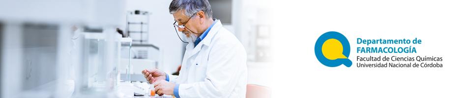 Departamento de Farmacología